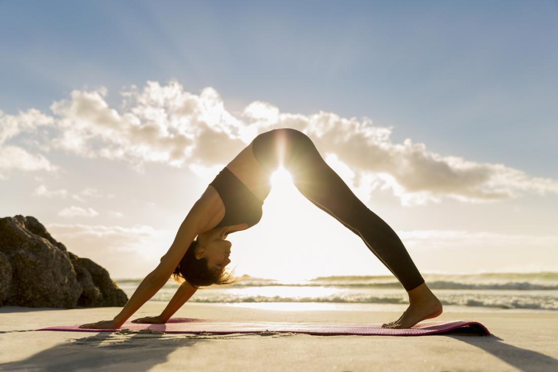 Yoga – môn thể thao tuyệt vời cho bệnh nhân ung thư - hình ảnh 1
