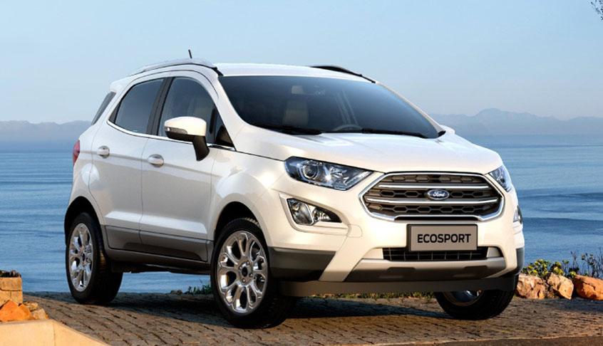 Xe Ford Ecosport chinh phục mọi người dân nước ta bởi giá cả phải chăng