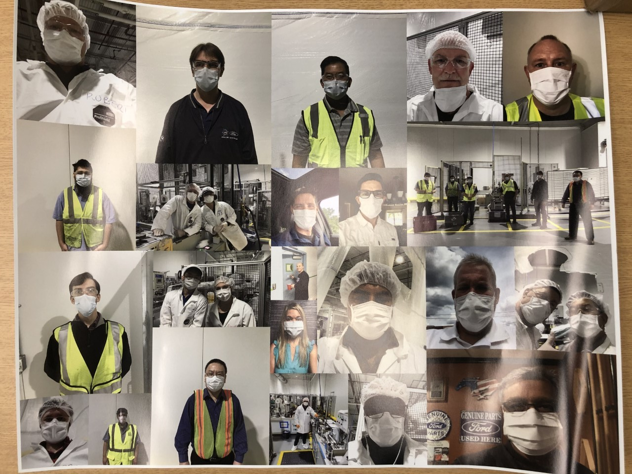 Electro-Matic and Ford Motor Team Up to Manufacture and Distribute PPE Equipment