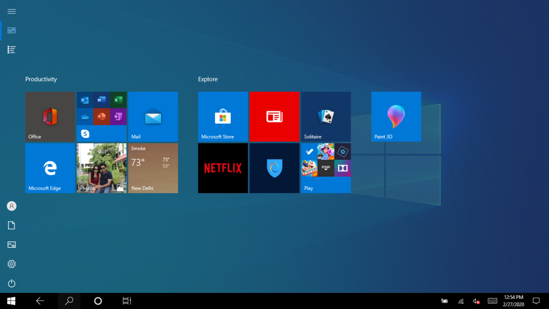 New File explorer features in Windows 10 version 2004
