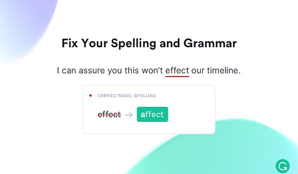 Khi sử dụng tiện ích hỗ trợ SEO Grammarly, nó sẽ giúp bạn phát hiện các lỗi chính tả, ngữ pháp và các khuyết điểm của bài viết.