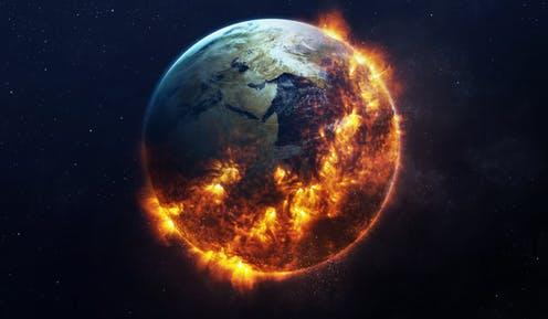 Image result for Hothouse Earth Condition