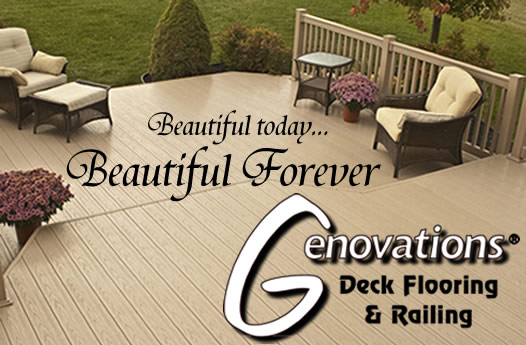 Genovations Decking and Railing