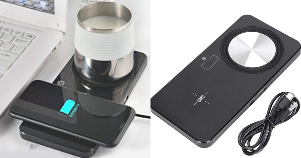 mug heater charger