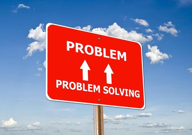 Problem solving article