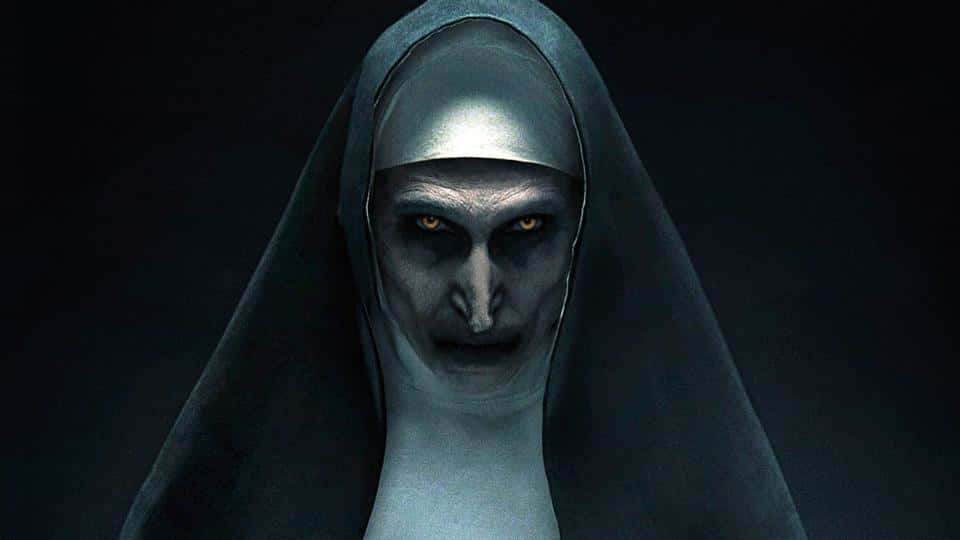 the nun anabelle conjuring