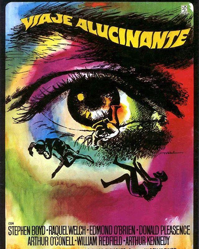 Un viaje alucinante (1966, Richard Fleischer)