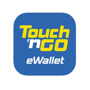 touch'n go ewallet logo