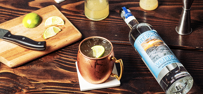 The Copper Mug, An Essential Glass For Your Home Bar