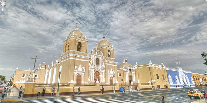 La Catedral de Trujillo es uno de sus Grandes Atractivos