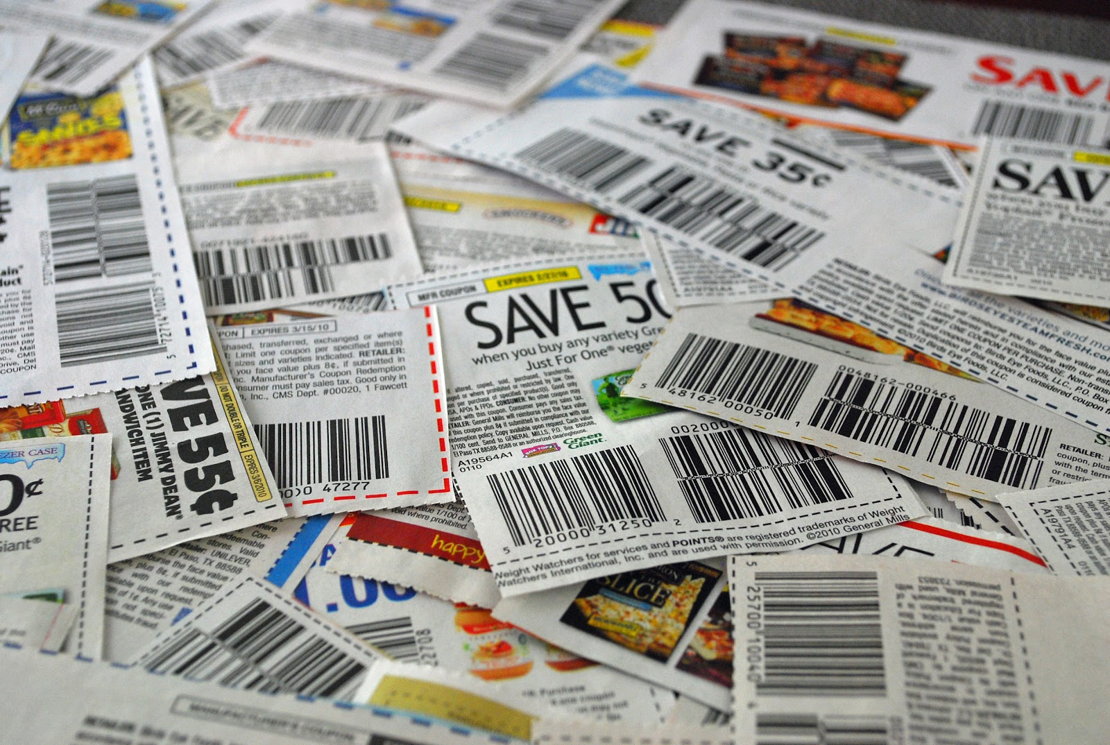 Free stock photo of coupons