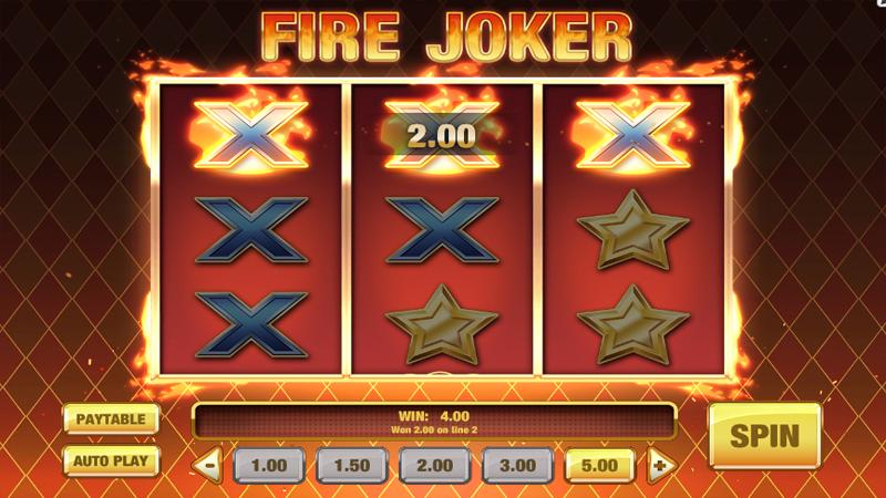 Fire Joker slot demo