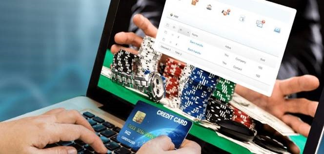 online casino credit card