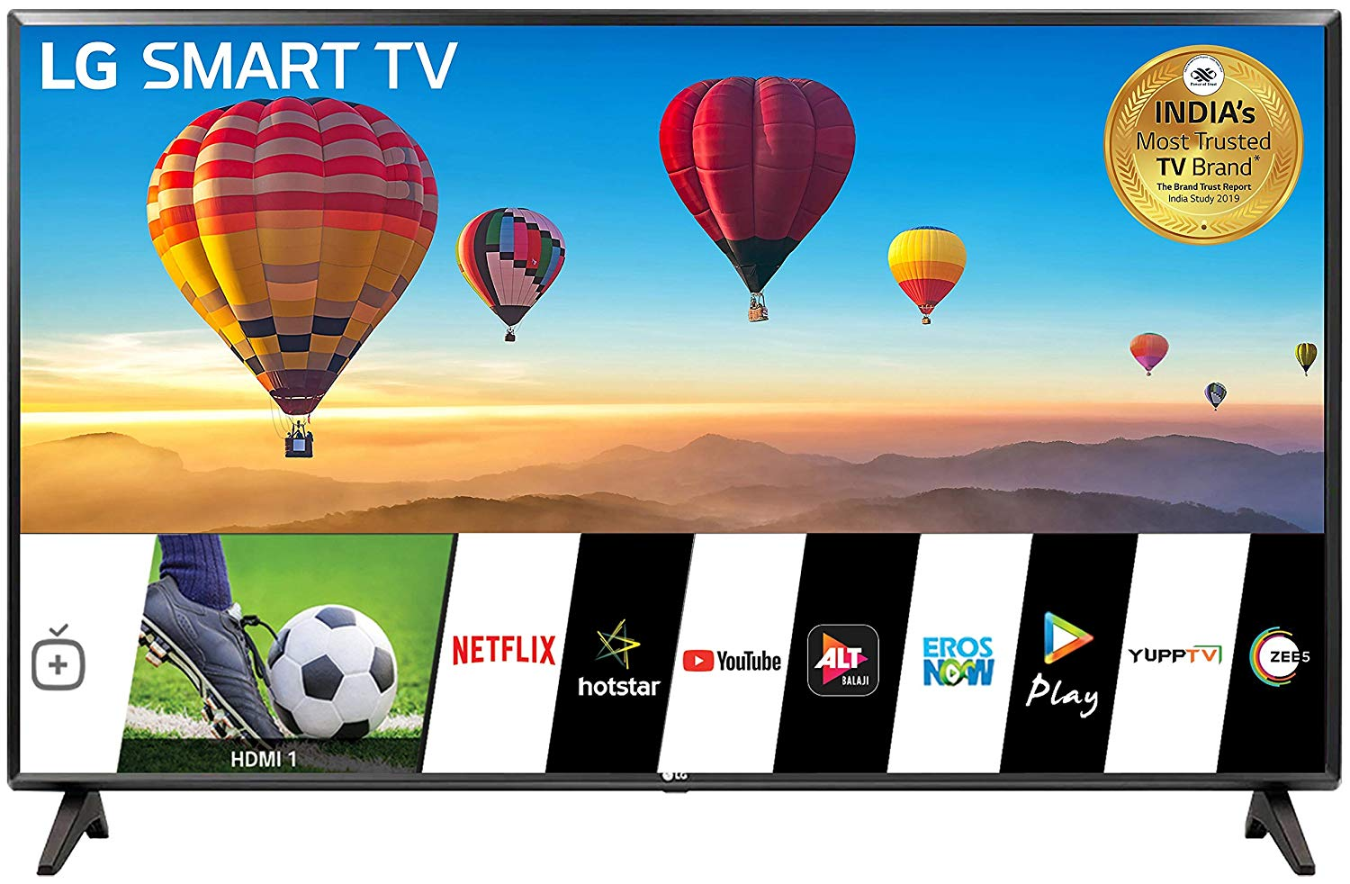 LG 80 cms (32 Inches) Smart TV 32LM560BPTC