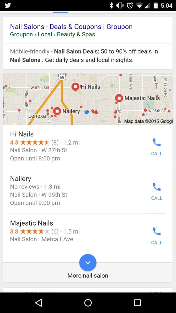 mobile-google-local-3-pack-serp-nail-salon-Screenshot_2015-08-07-17-04-34