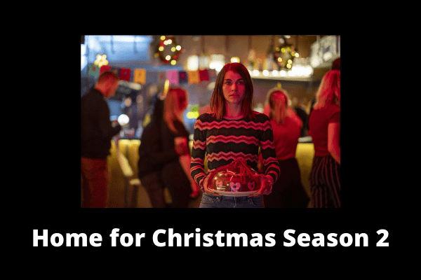 Home for Christmas Season 2 Poster