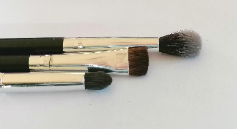 Various Make-Up Brushes