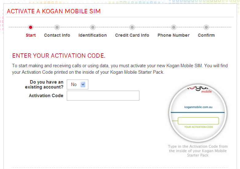 how to activate vodafone 346 plan
