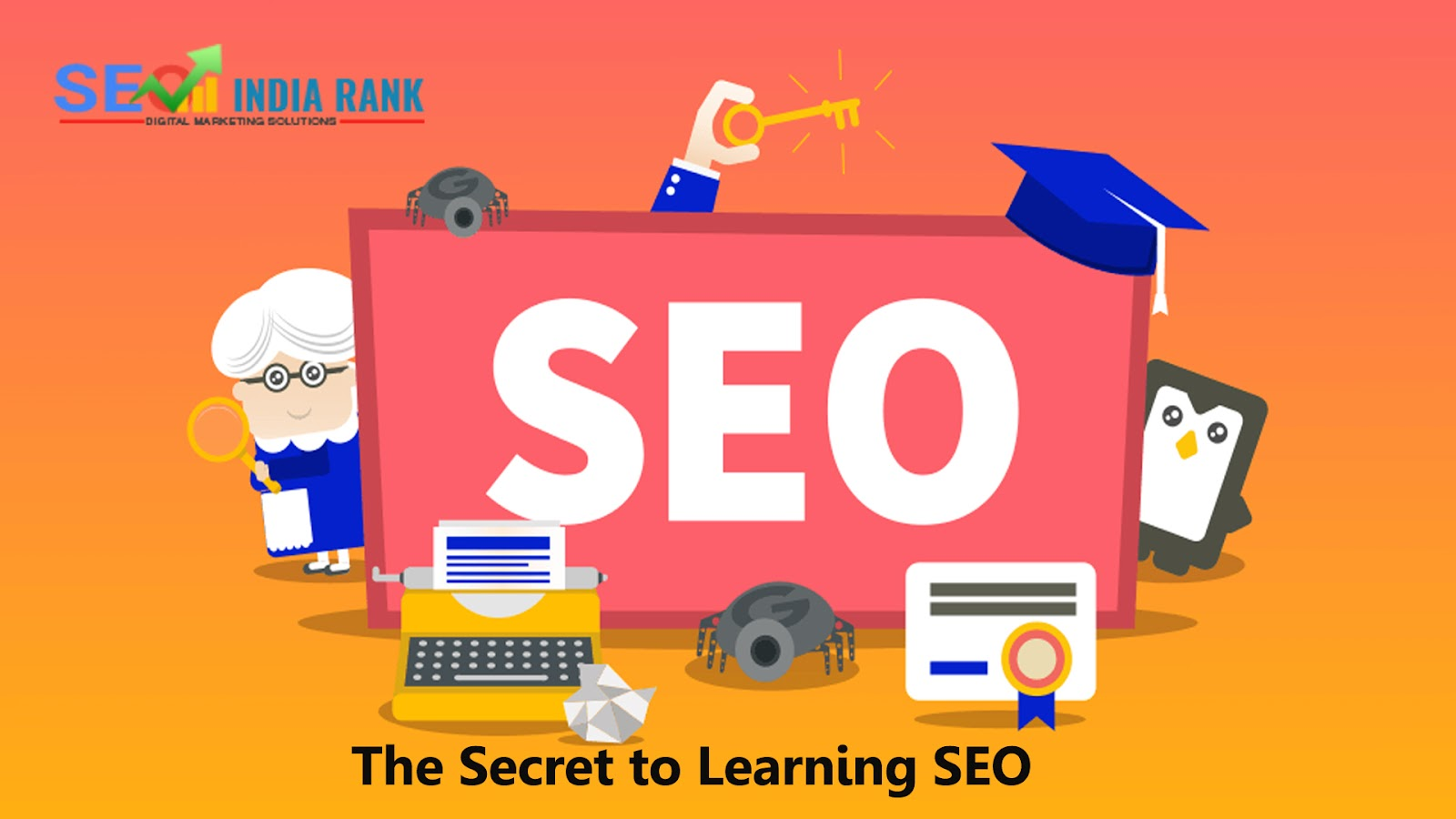 The Secret to Learning SEO