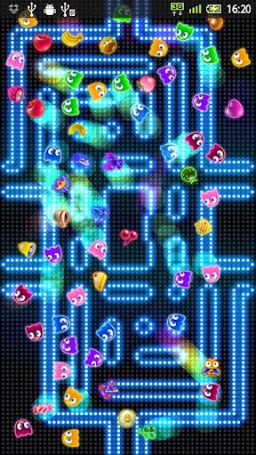 Pacman live wallpaper wallpapersafari.