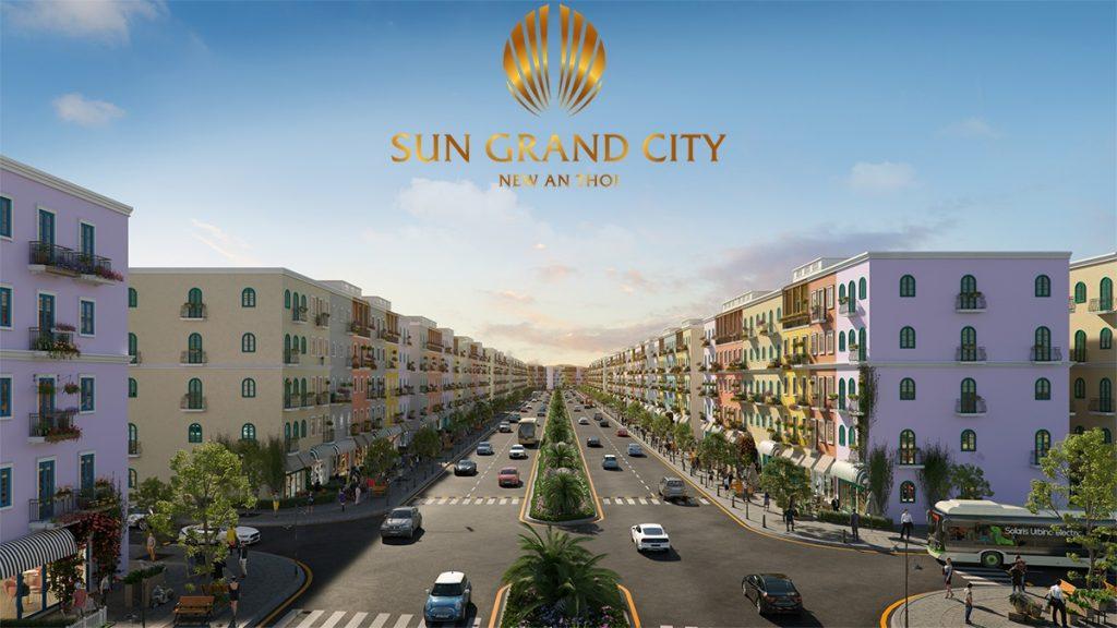 Sun Group phân phối rất nhiều dự án shophouse khác nhau