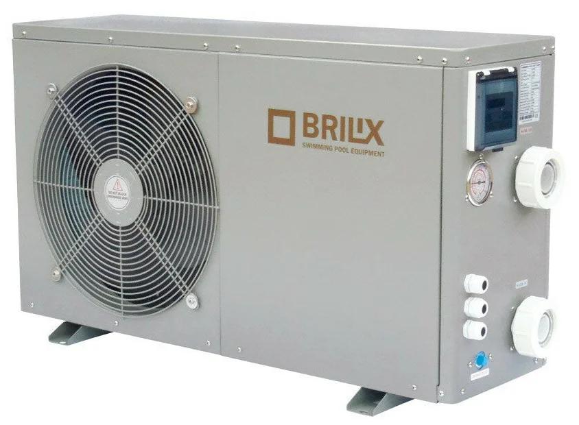BRILIX XHP 100 для нагрева бассейна