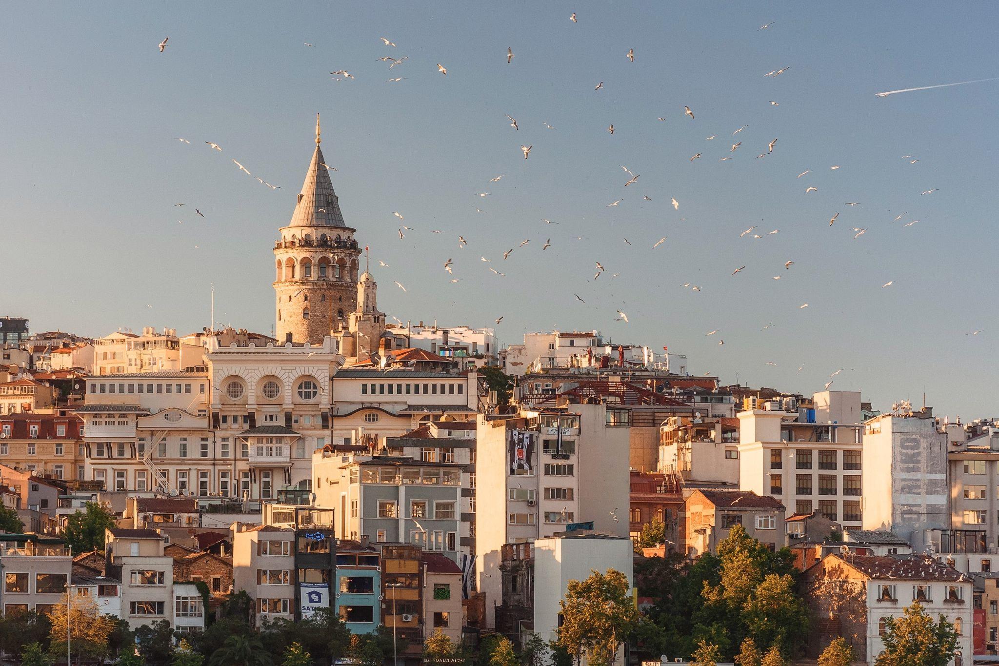digital nomad visa Turkey, Istanbul remote work