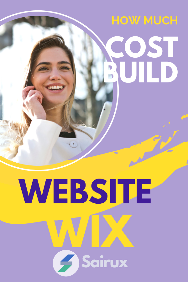 How Much Does It Cost To Build A Website On Wix