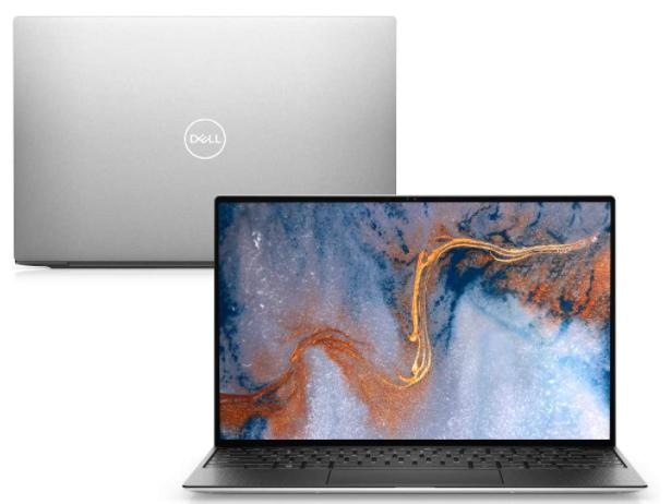 Imagem de um notebook da marca Dell modelo XPS 13