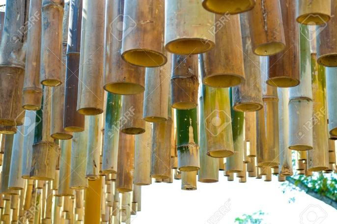 Bamboo Art Stock Photo, Picture And Royalty Free Image. Image 50528960.