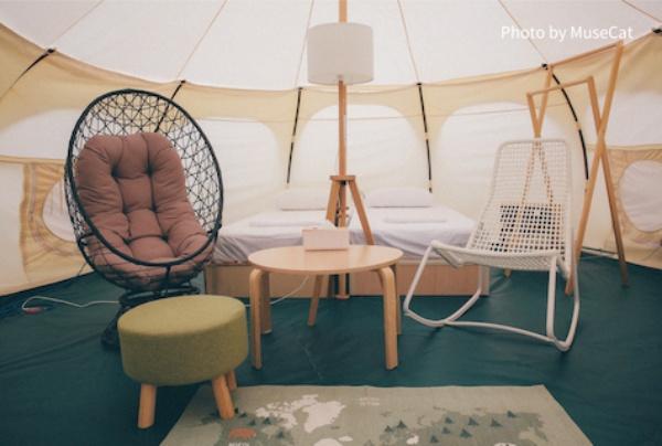 露營推薦-新北石門-半島秘境
