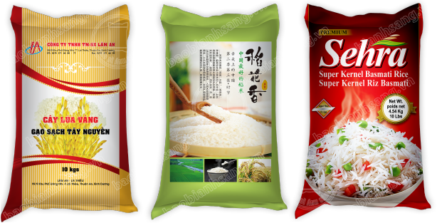Bao đựng gạo 20 kg