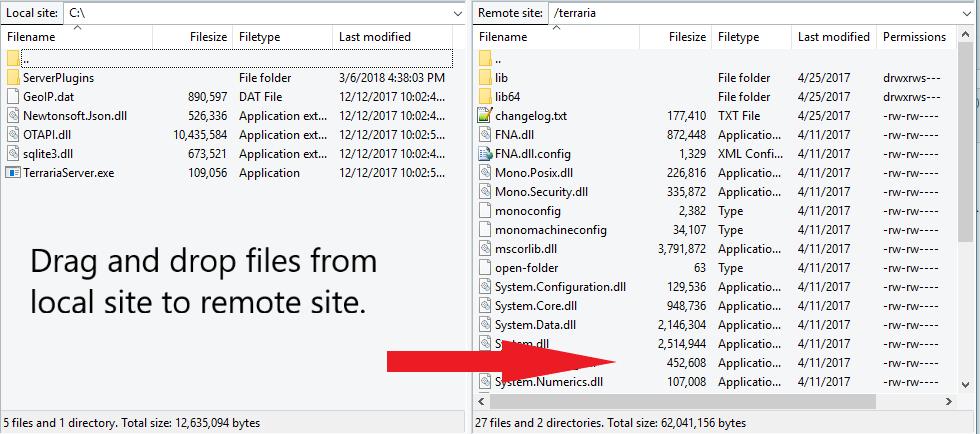 tmodloader server hosting