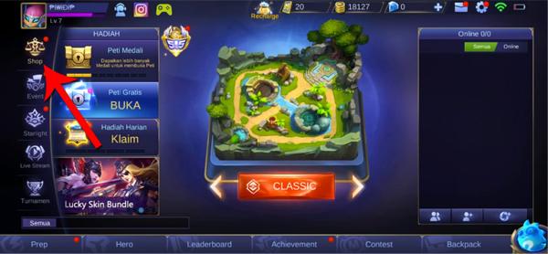 Download 8100 Wallpaper Bergerak Hero Mobile Legend HD Paling Keren