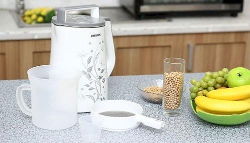 hình ảnh Cách sử dụng máy làm sữa hạt đúng cách bạn biết chưa? - số 3