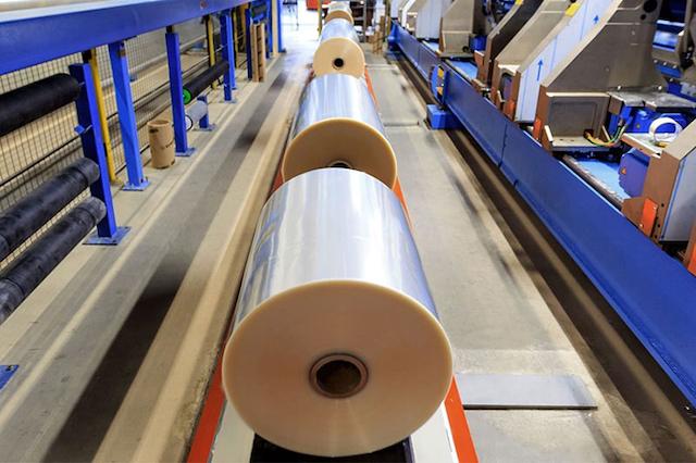 AN CA đầu tư thiết bị máy móc sản xuất màng ngọc hiện đại
