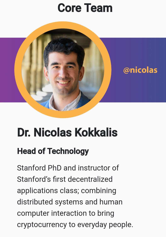Nicolas Kokkalis
