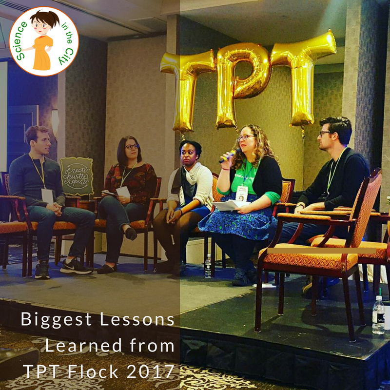 A reflection on my biggest takeaways from TPT Flock Conference 2017, and how much value we each have as educators.