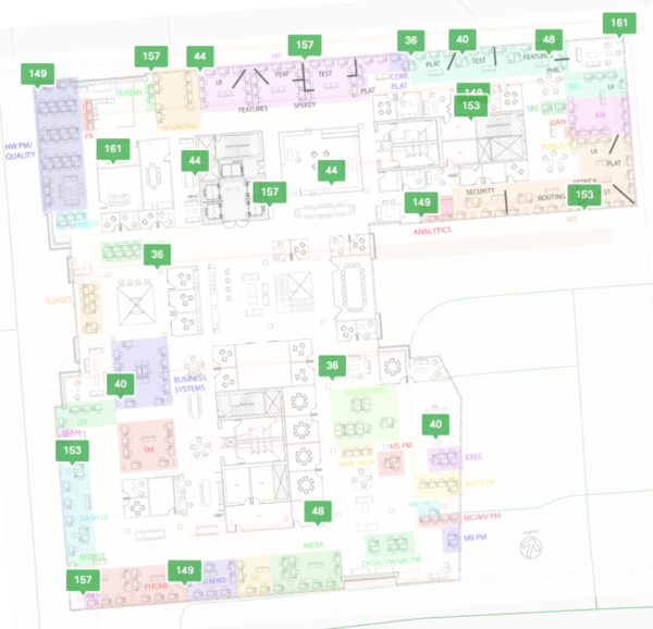 Maps and Floor Plans 2.0