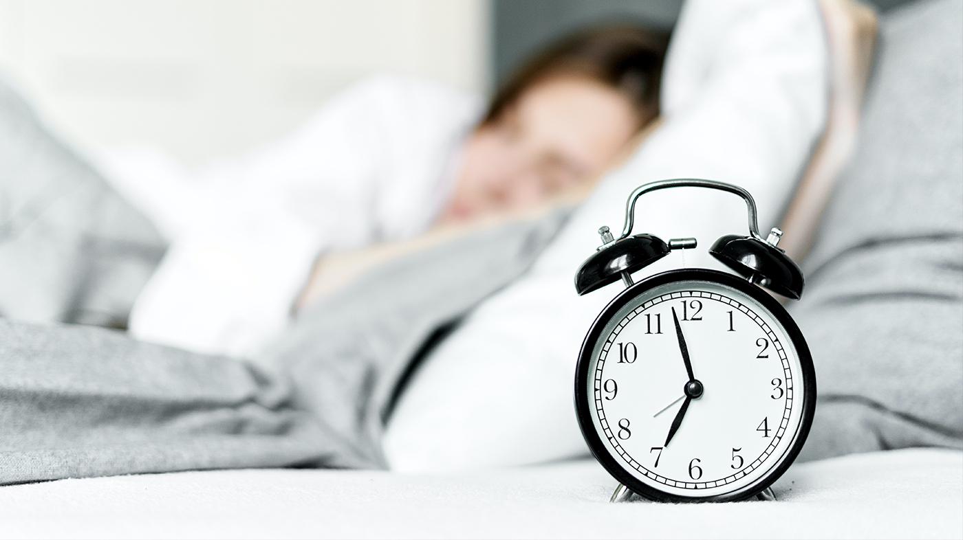 Standard Alarm Clock
