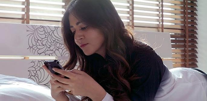 lahore girl chatting on mobile in OrkutChat lahore chat room