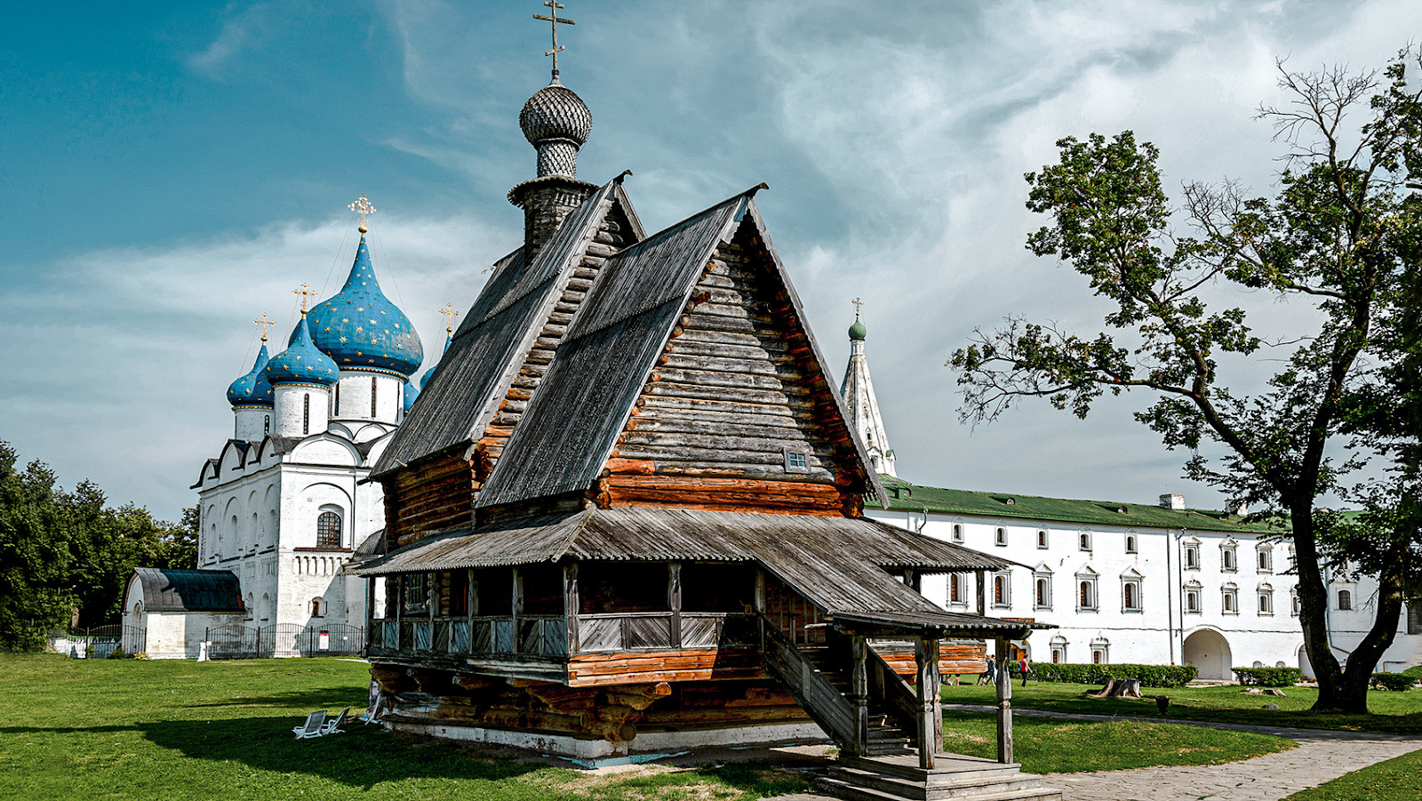 Traditional Russian chruch