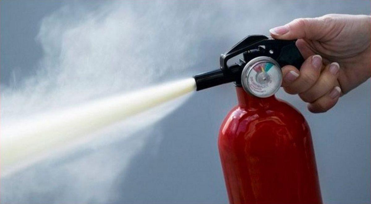 Когда нужен ремонт и перезарядка огнетушителя?