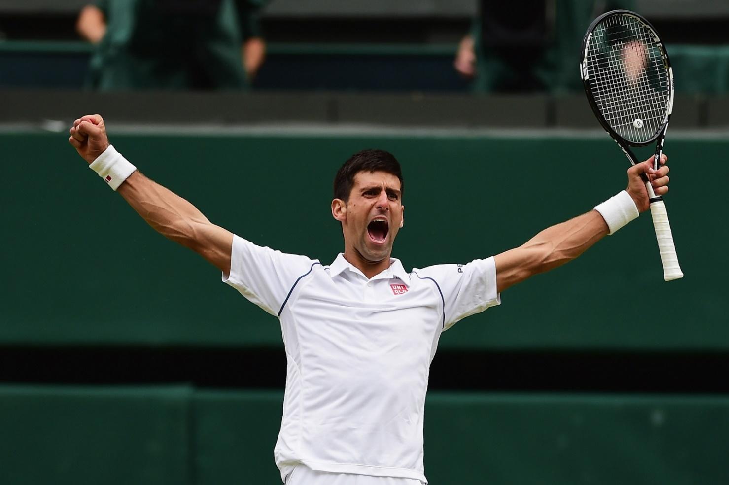 Novak Djokovic wins third Wimbledon crown after another battle with Roger  Federer