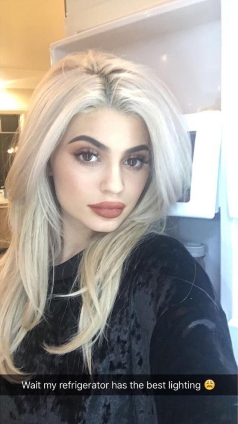 Este Es El Secreto Para Que Las Selfies De Kylie Jenner