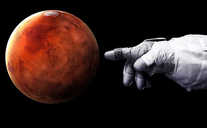 Khao khát của con người vươn tới sao Hỏa