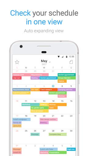 TimeBlocks -Calendar/Todo/Note- screenshot thumbnail