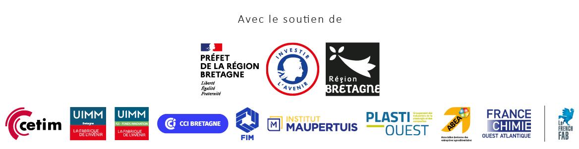 Les partenaires de Breizh Fab vous accompagnent au quotidien