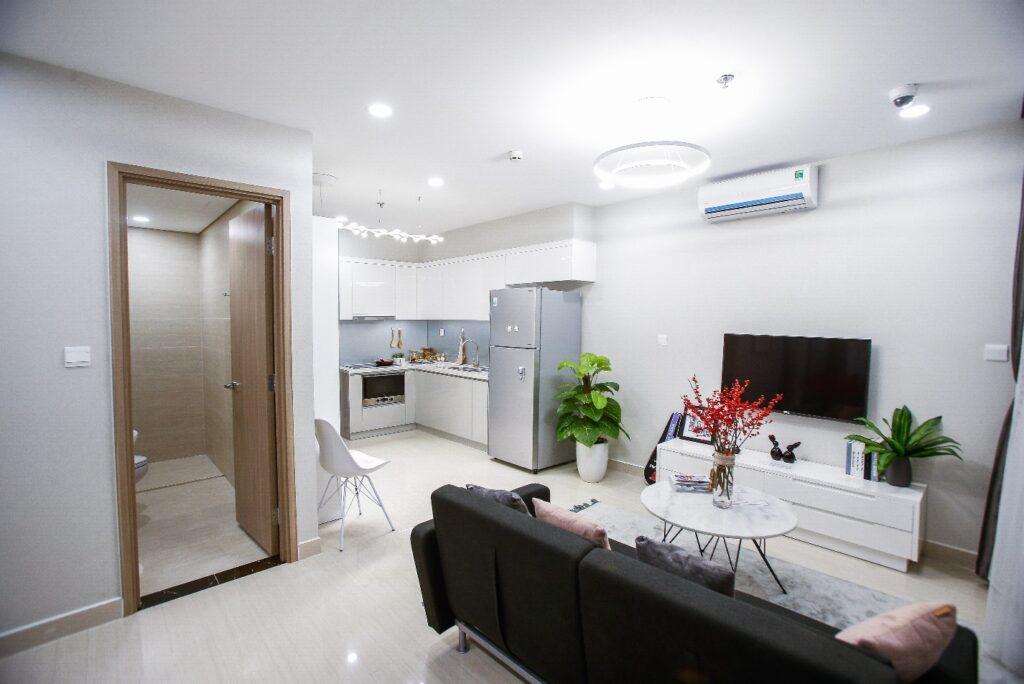 Tìm hiểu về các loại hình căn hộ tại Vinhomes Smart City