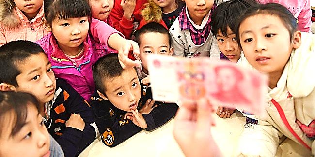 Đây là cách tiêu tiền mà trẻ em Trung Quốc được dạy ngay từ khi còn nhỏ-1